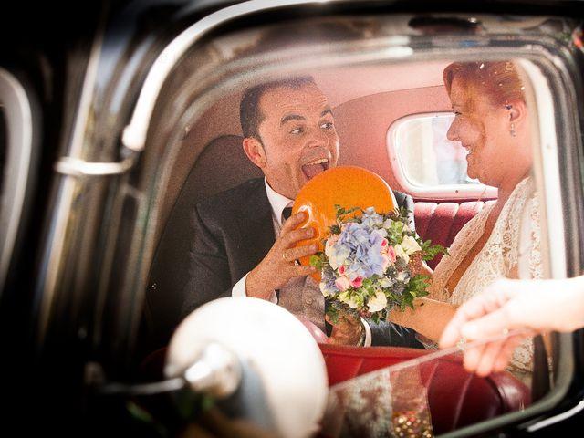 La boda de Mario y Chari en Vilamartin De Valdeorras, Orense 10