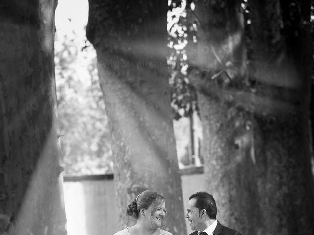 La boda de Mario y Chari en Vilamartin De Valdeorras, Orense 13