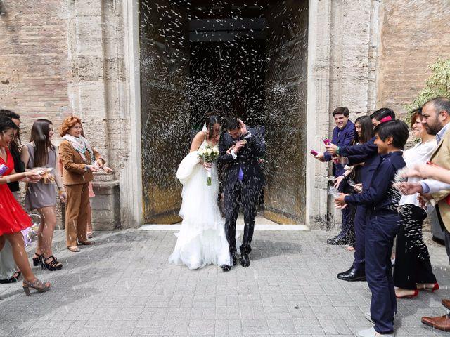La boda de Matias y Beatriz en Valencia, Valencia 13