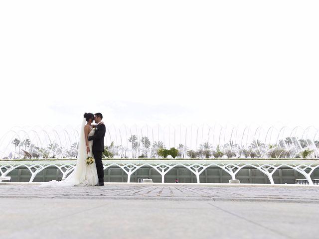 La boda de Matias y Beatriz en Valencia, Valencia 16