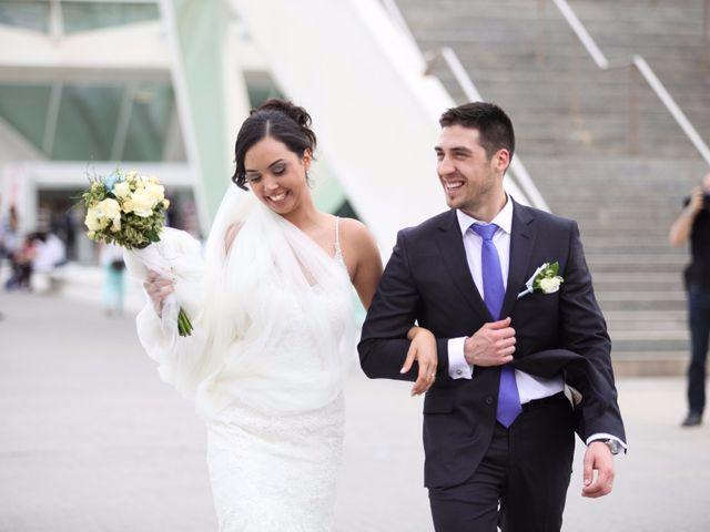 La boda de Beatriz y Matias