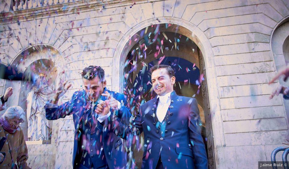 La boda de Jose y Juan en Barcelona, Barcelona
