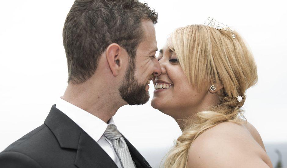La boda de Amanda y Luis en El Castillo (Realejos), Santa Cruz de Tenerife