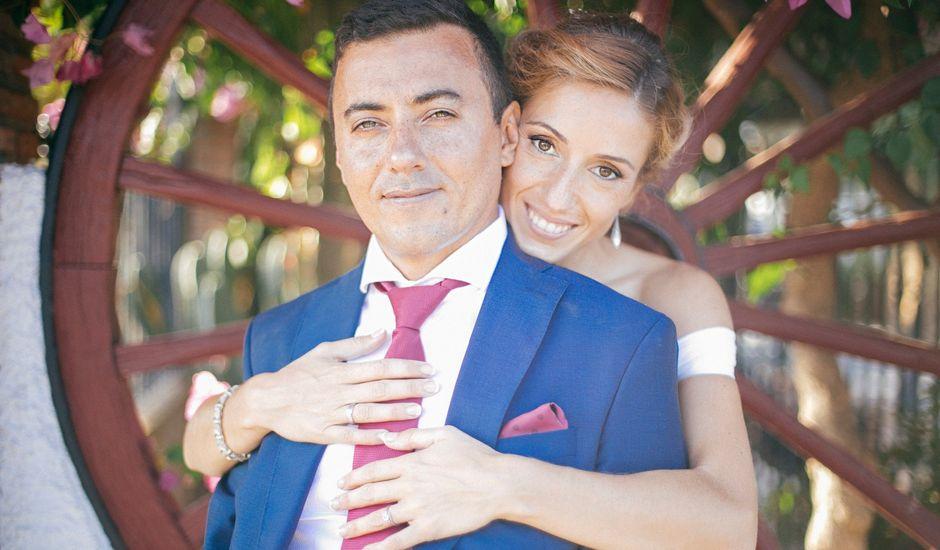 La boda de Saul y Maribel en Alora, Málaga