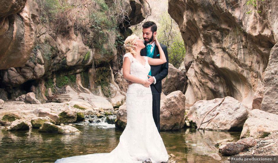 La boda de Enrique y María en Huercal De Almeria, Almería