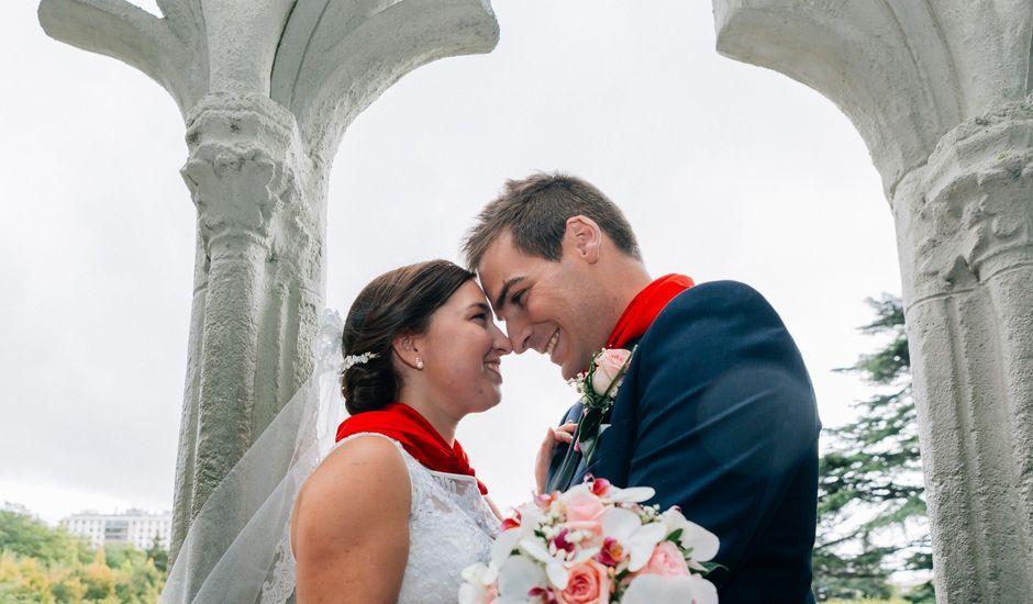 La boda de Aaron y Monica en Pamplona, Navarra