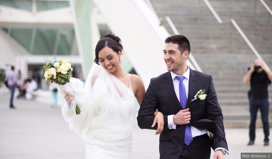 La boda de Matias y Beatriz en Valencia, Valencia