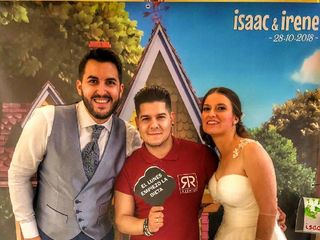 La boda de Isaac y Irene 3