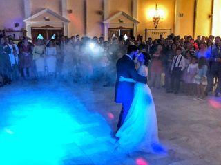 La boda de Isaac y Irene