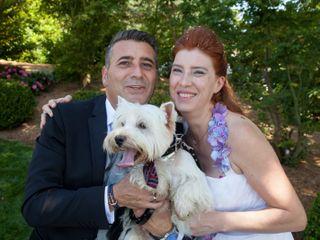 La boda de Raquel y Raúl
