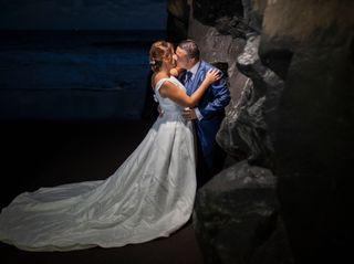 La boda de Alexis y Cristina