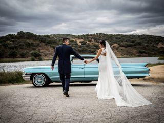 La boda de Mª. Ángeles y Benito