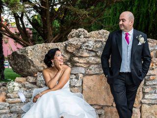 La boda de Nelly y Joaquín
