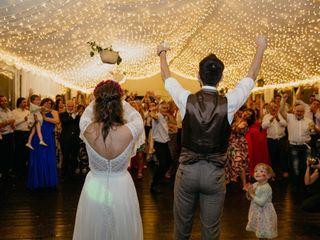 La boda de Miriam y Dani 1