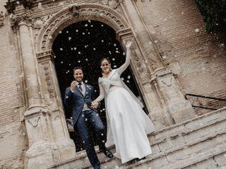 La boda de Consuelo y Antonio