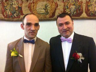La boda de José Luis y Miguel Angel