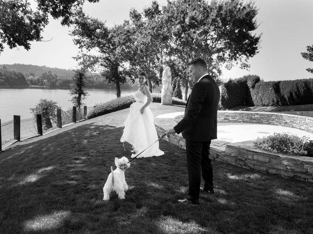 La boda de Raúl y Raquel en Abegondo, A Coruña 1