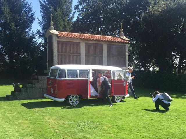 La boda de Raúl y Raquel en Abegondo, A Coruña 6