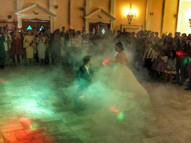 La boda de Irene y Isaac en Castilblanco De Los Arroyos, Sevilla 1