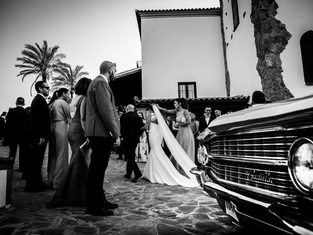 La boda de Benito y Mª. Ángeles en Jerez De Los Caballeros, Badajoz 12