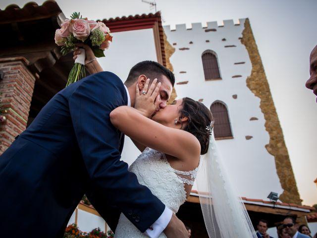 La boda de Benito y Mª. Ángeles en Jerez De Los Caballeros, Badajoz 13