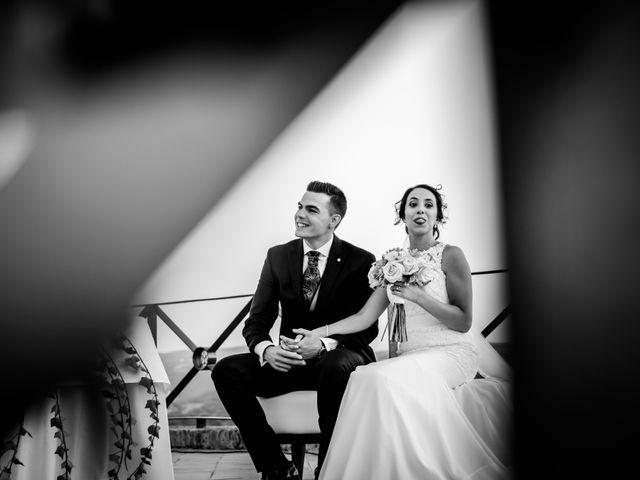 La boda de Benito y Mª. Ángeles en Jerez De Los Caballeros, Badajoz 17