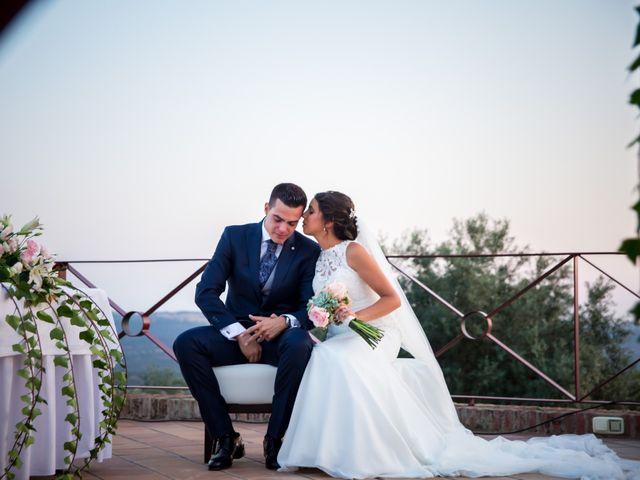 La boda de Benito y Mª. Ángeles en Jerez De Los Caballeros, Badajoz 18