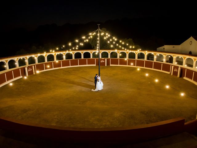 La boda de Benito y Mª. Ángeles en Jerez De Los Caballeros, Badajoz 21