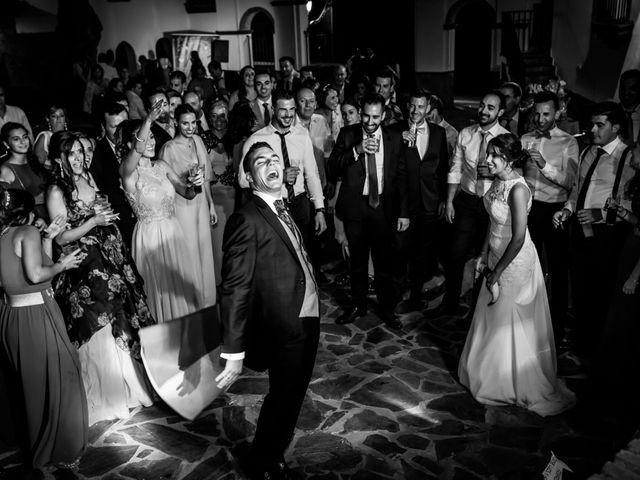 La boda de Benito y Mª. Ángeles en Jerez De Los Caballeros, Badajoz 22