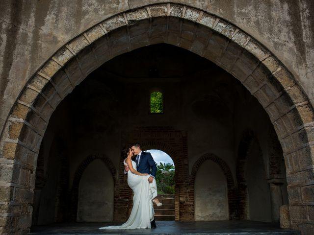 La boda de Benito y Mª. Ángeles en Jerez De Los Caballeros, Badajoz 43