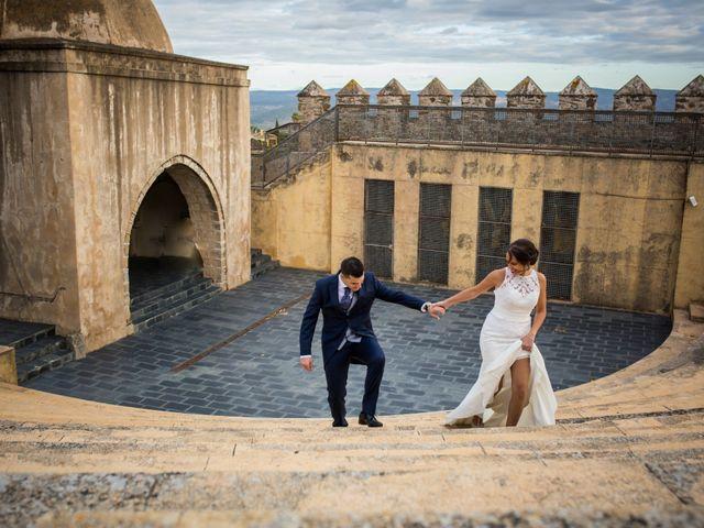 La boda de Benito y Mª. Ángeles en Jerez De Los Caballeros, Badajoz 44
