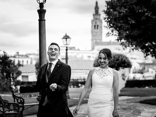 La boda de Benito y Mª. Ángeles en Jerez De Los Caballeros, Badajoz 51