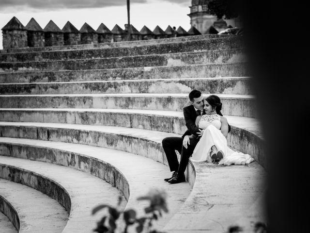 La boda de Benito y Mª. Ángeles en Jerez De Los Caballeros, Badajoz 52