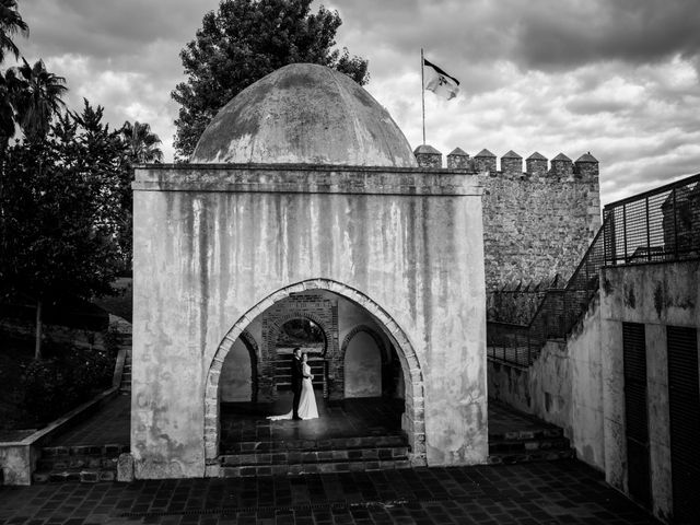 La boda de Benito y Mª. Ángeles en Jerez De Los Caballeros, Badajoz 56