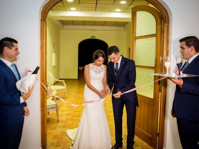 La boda de Benito y Mª. Ángeles en Jerez De Los Caballeros, Badajoz 59