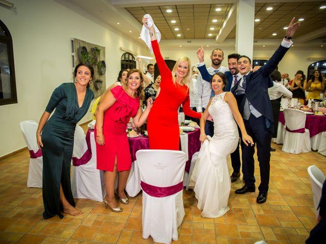 La boda de Benito y Mª. Ángeles en Jerez De Los Caballeros, Badajoz 61