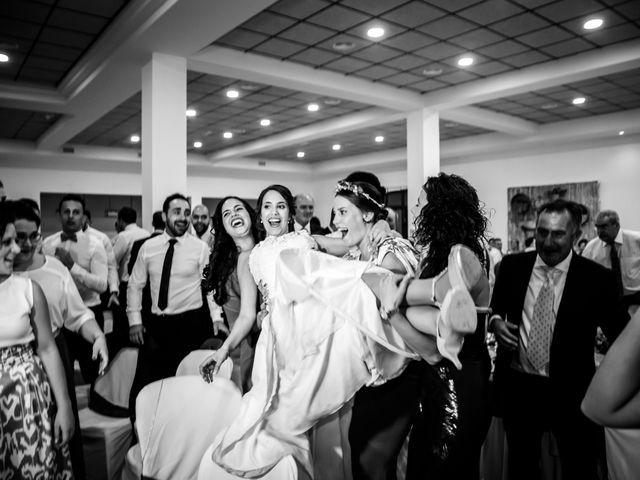 La boda de Benito y Mª. Ángeles en Jerez De Los Caballeros, Badajoz 62