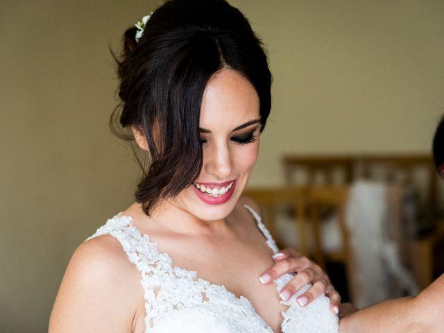 La boda de David y Aroa en Galapagos, Guadalajara 12