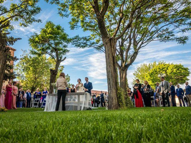La boda de David y Aroa en Galapagos, Guadalajara 15