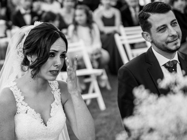 La boda de David y Aroa en Galapagos, Guadalajara 17