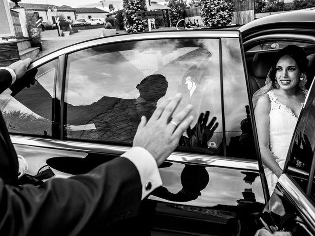 La boda de David y Aroa en Galapagos, Guadalajara 23