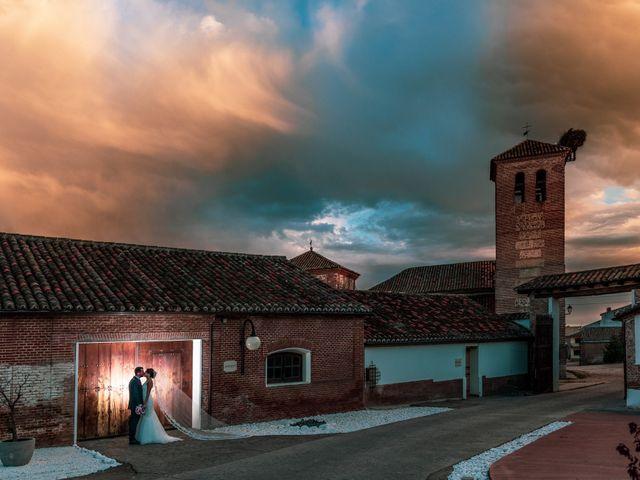 La boda de David y Aroa en Galapagos, Guadalajara 25