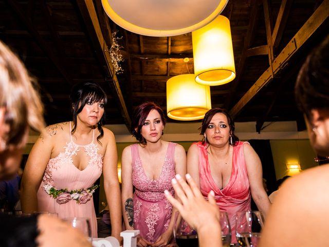La boda de David y Aroa en Galapagos, Guadalajara 26