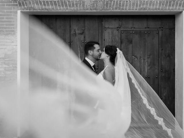 La boda de David y Aroa en Galapagos, Guadalajara 27