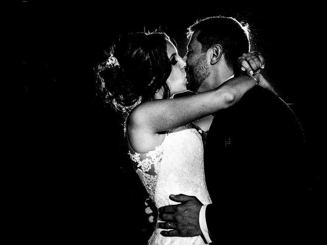 La boda de David y Aroa en Galapagos, Guadalajara 30