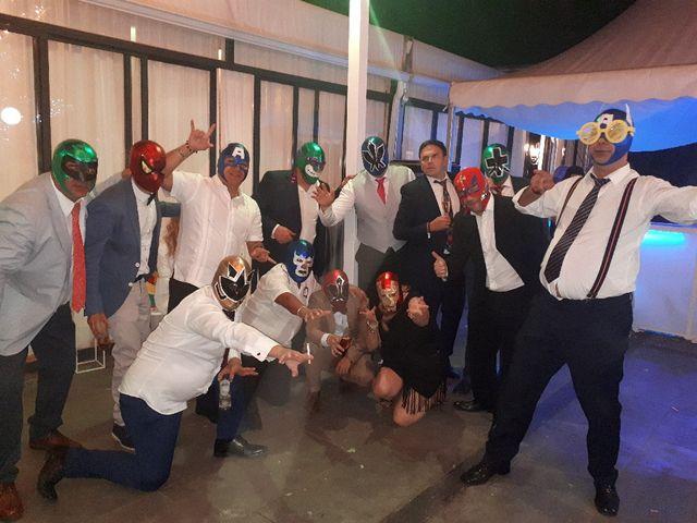 La boda de Joaquín  y Nelly en Villarrobledo, Albacete 7