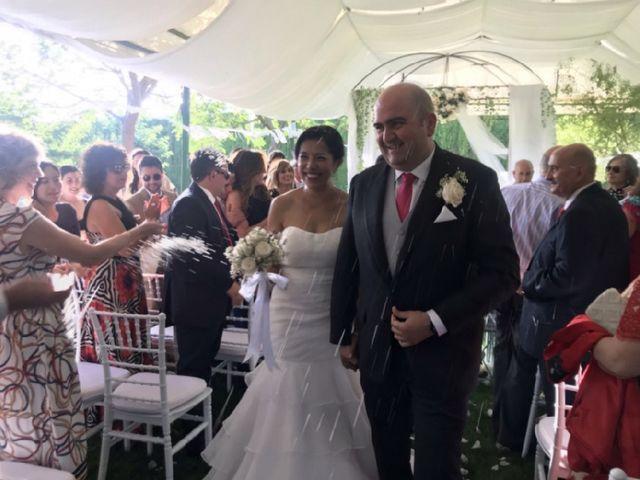 La boda de Joaquín  y Nelly en Villarrobledo, Albacete 10