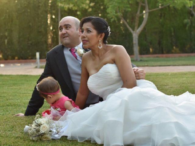 La boda de Joaquín  y Nelly en Villarrobledo, Albacete 17