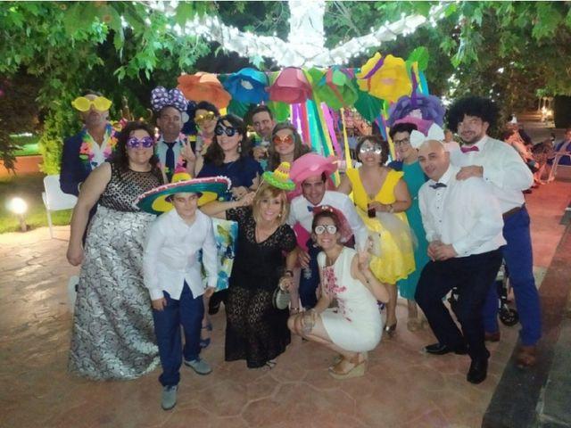 La boda de Joaquín  y Nelly en Villarrobledo, Albacete 20