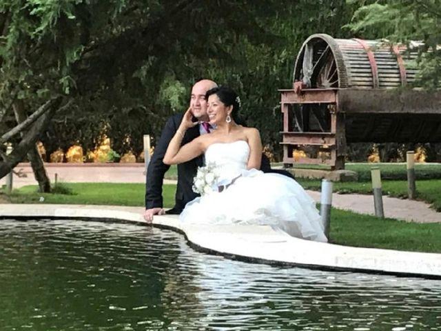 La boda de Joaquín  y Nelly en Villarrobledo, Albacete 25